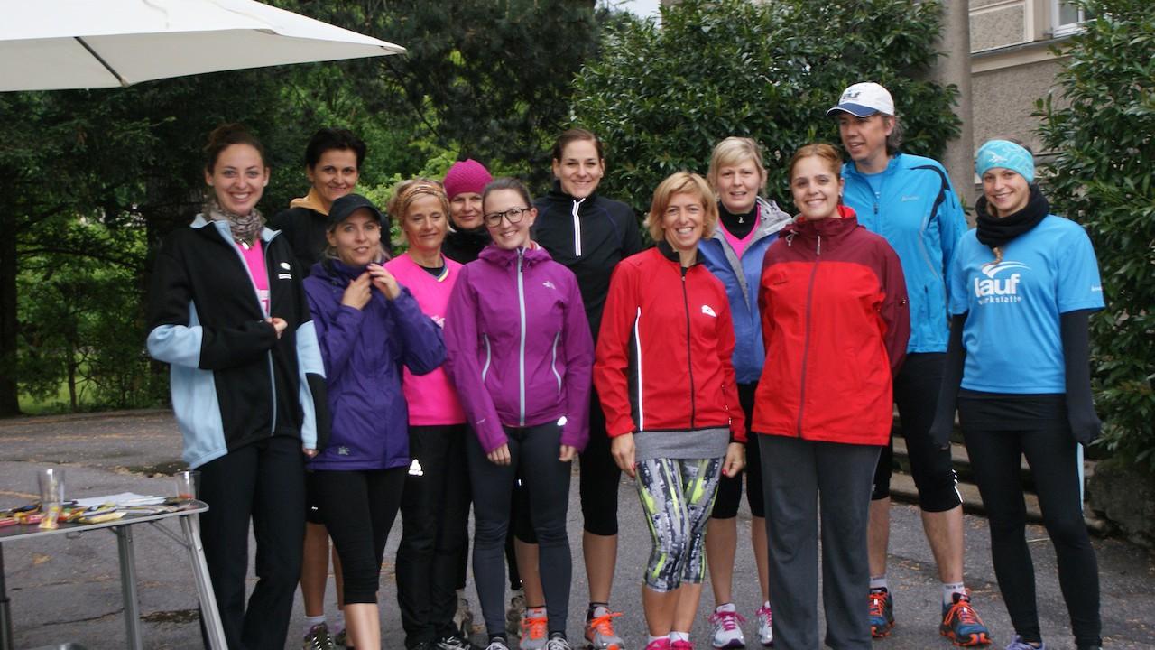 4. Tiroler Frauenlauf - Team Sanatorium Kettenbrücke