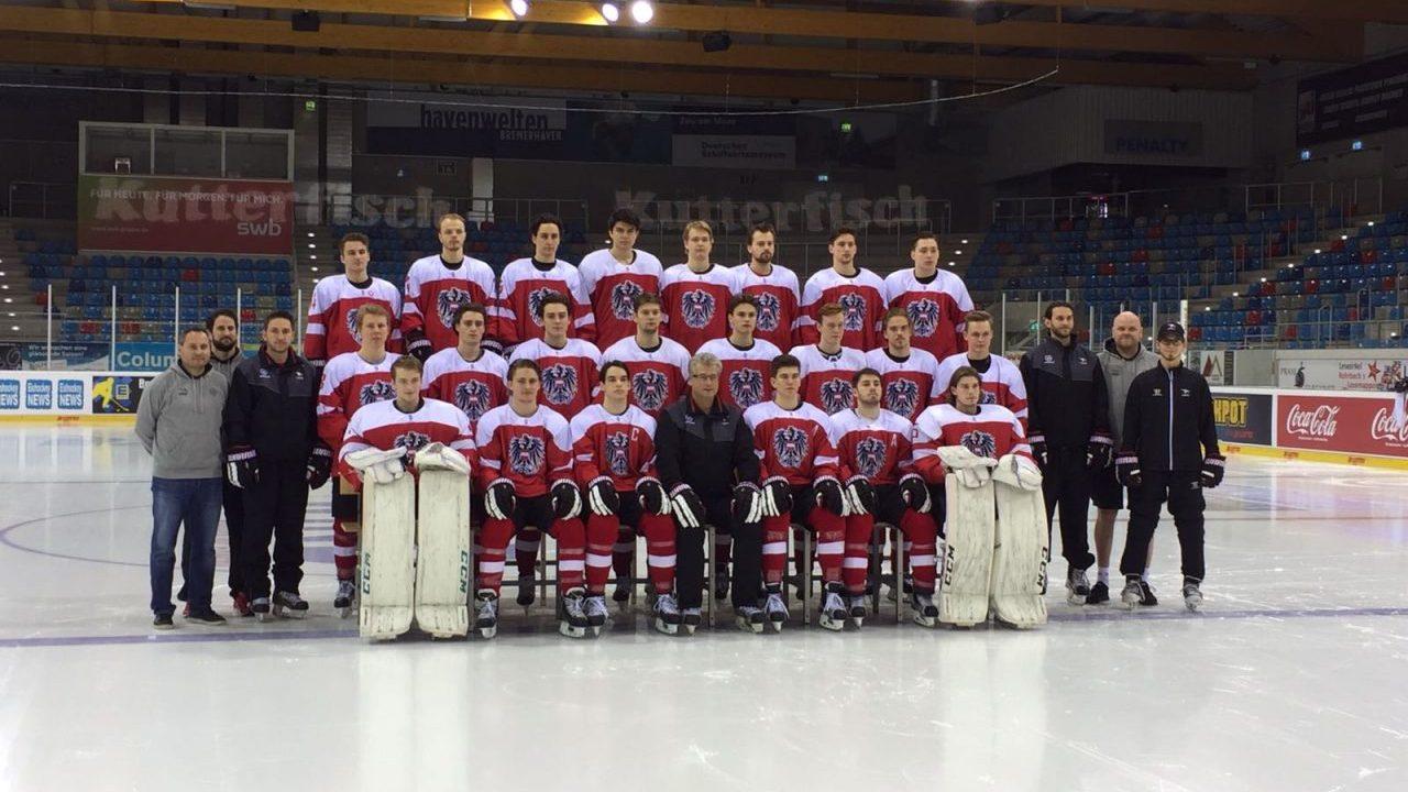 IIHF U-20 Eishockey WM Bremerhaven