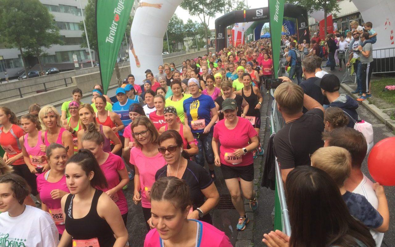 7. Tiroler Frauenlauf